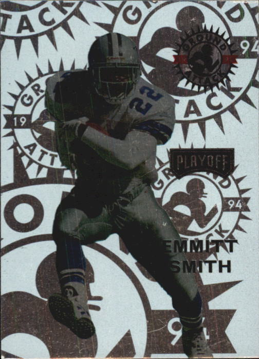 1994 Playoff #238 Emmitt Smith GA