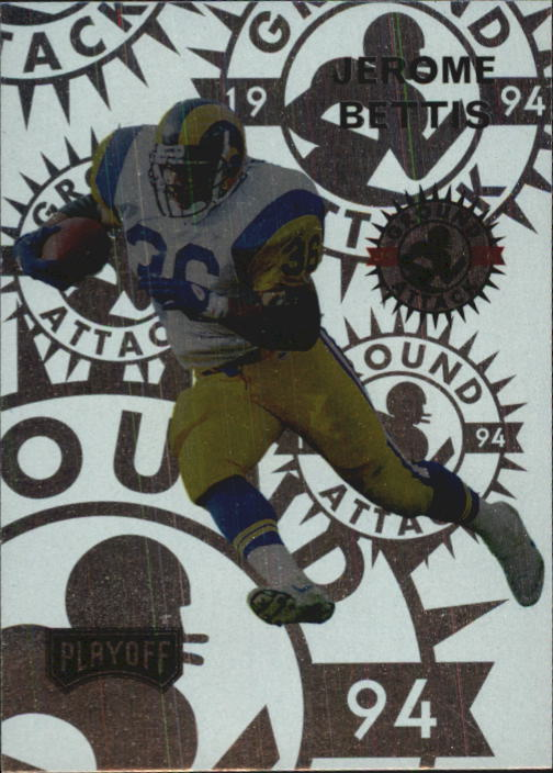 1994 Playoff #246 Jerome Bettis GA