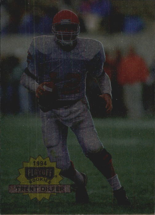 1994 Playoff #332 Trent Dilfer RC