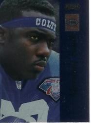 1994 Playoff Rookie Roundup Redemption #4 Marshall Faulk