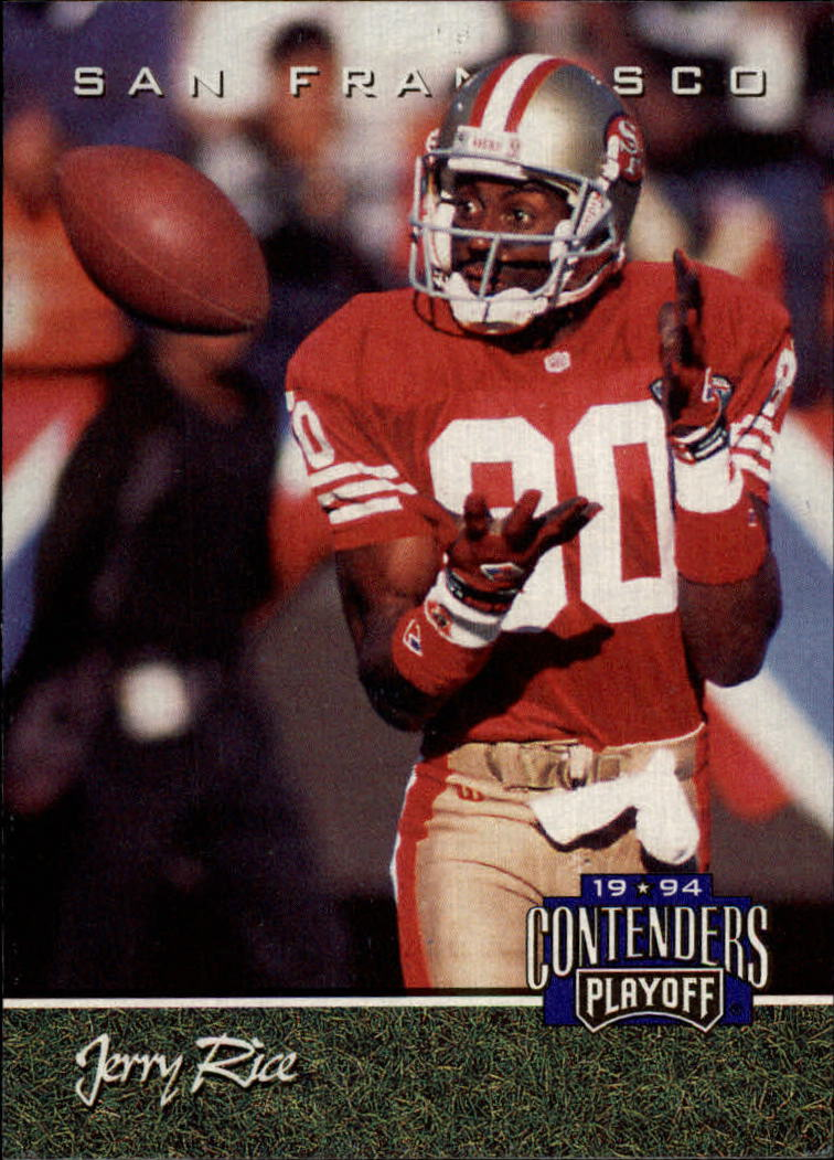 1994 Playoff Contenders #3 Jerry Rice