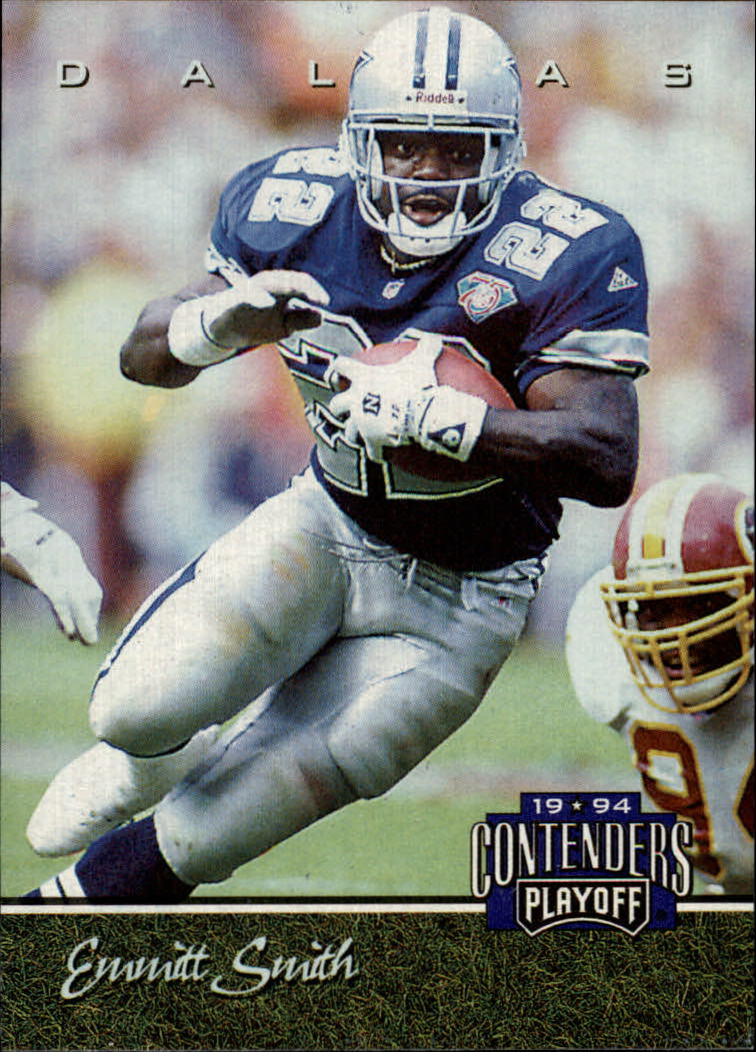 1994 Playoff Contenders #20 Emmitt Smith