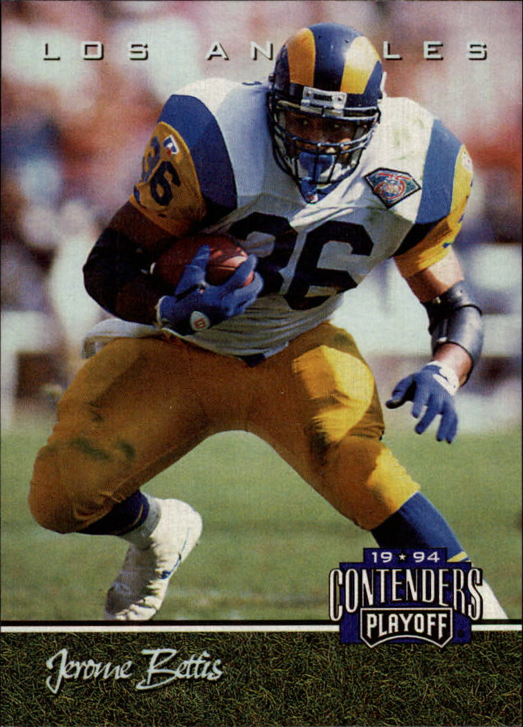 1994 Playoff Contenders #36 Jerome Bettis
