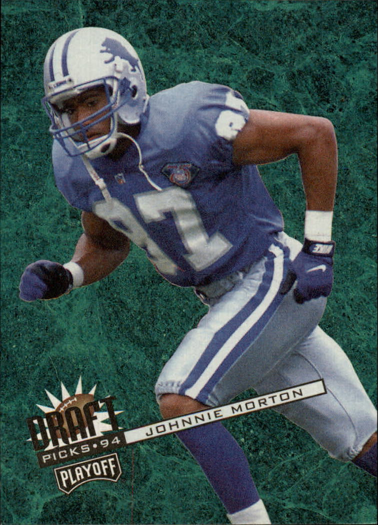 1994 Playoff Contenders #102 Johnnie Morton RC