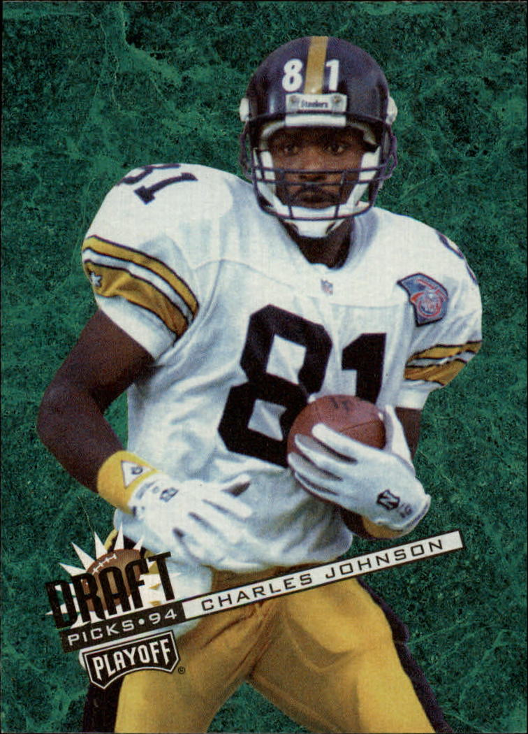1994 Playoff Contenders #113 Charles Johnson RC
