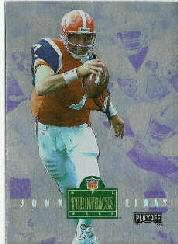 1994 Playoff Contenders Throwbacks #9 John Elway
