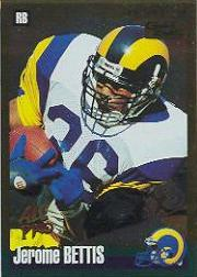 1994 Score Gold Zone #21 Jerome Bettis