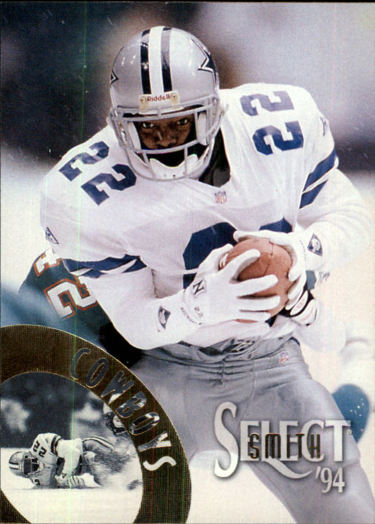 1994 Select #1 Emmitt Smith