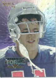 1994 Select Future Force #FF2 Drew Bledsoe