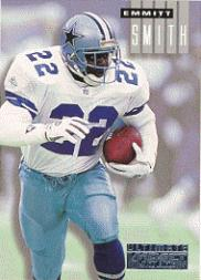 1994 SkyBox Impact Ultimate Impact #U2 Emmitt Smith UER
