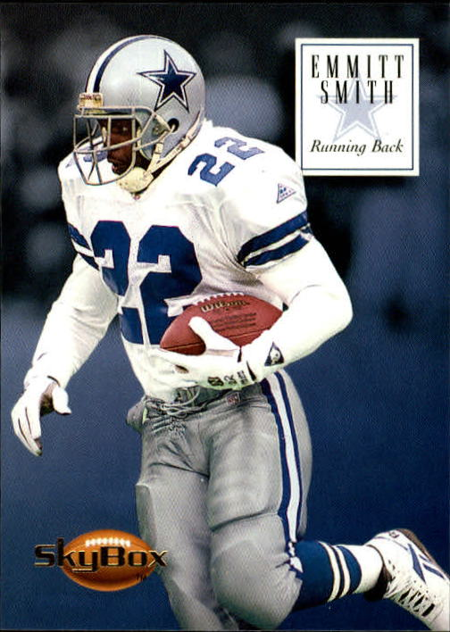 1994 SkyBox Premium #41 Emmitt Smith