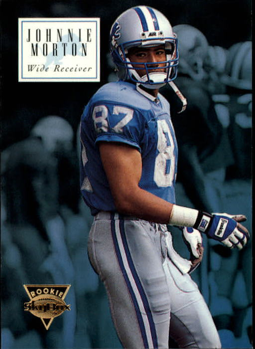 1994 SkyBox Premium #177 Johnnie Morton RC