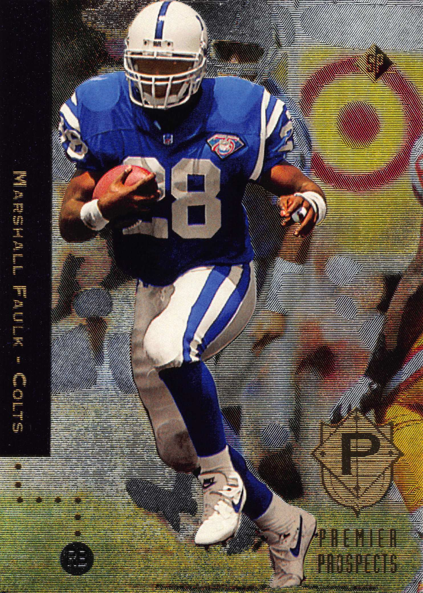 1994 SP #3 Marshall Faulk RC