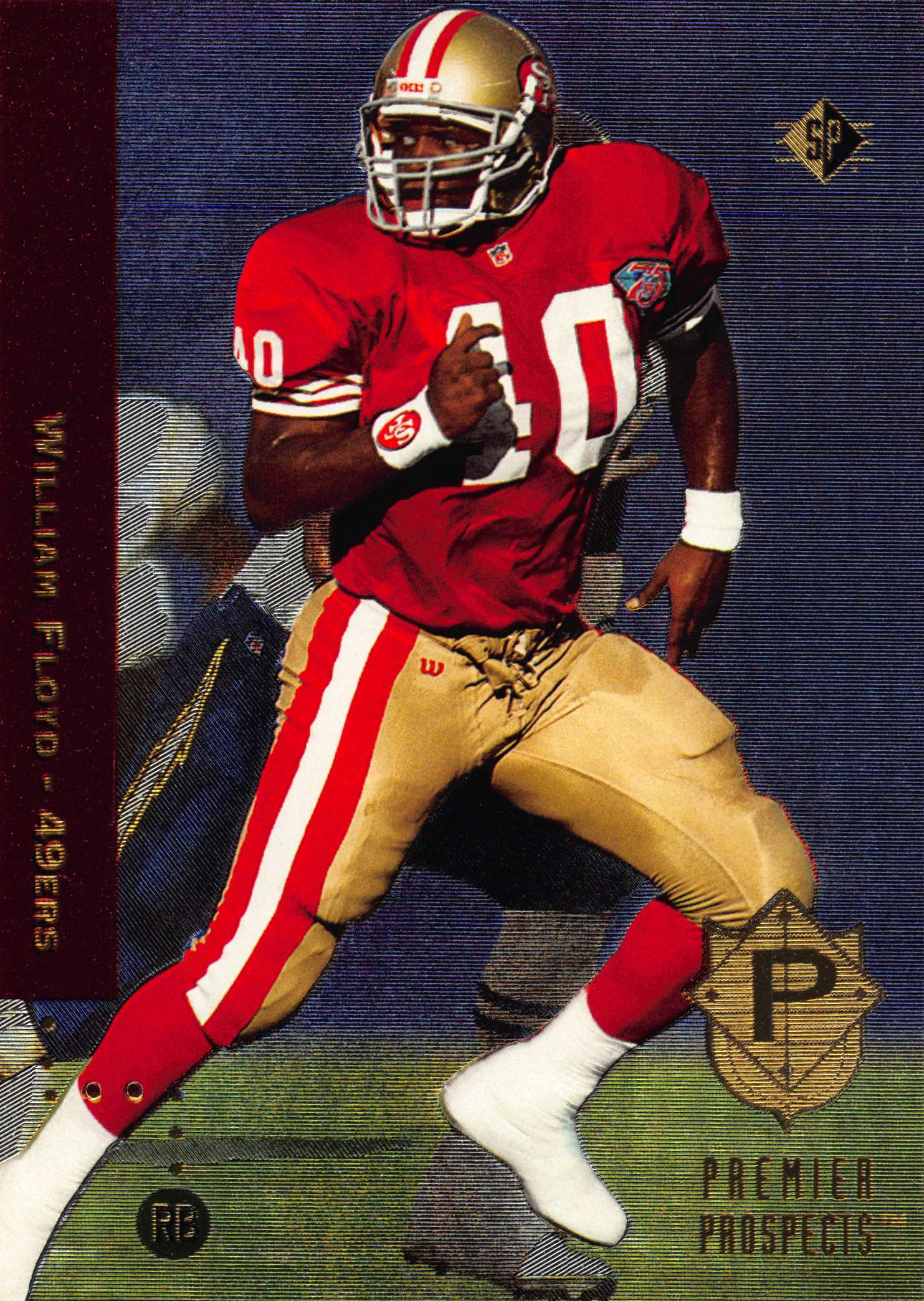 1994 SP #14 William Floyd RC