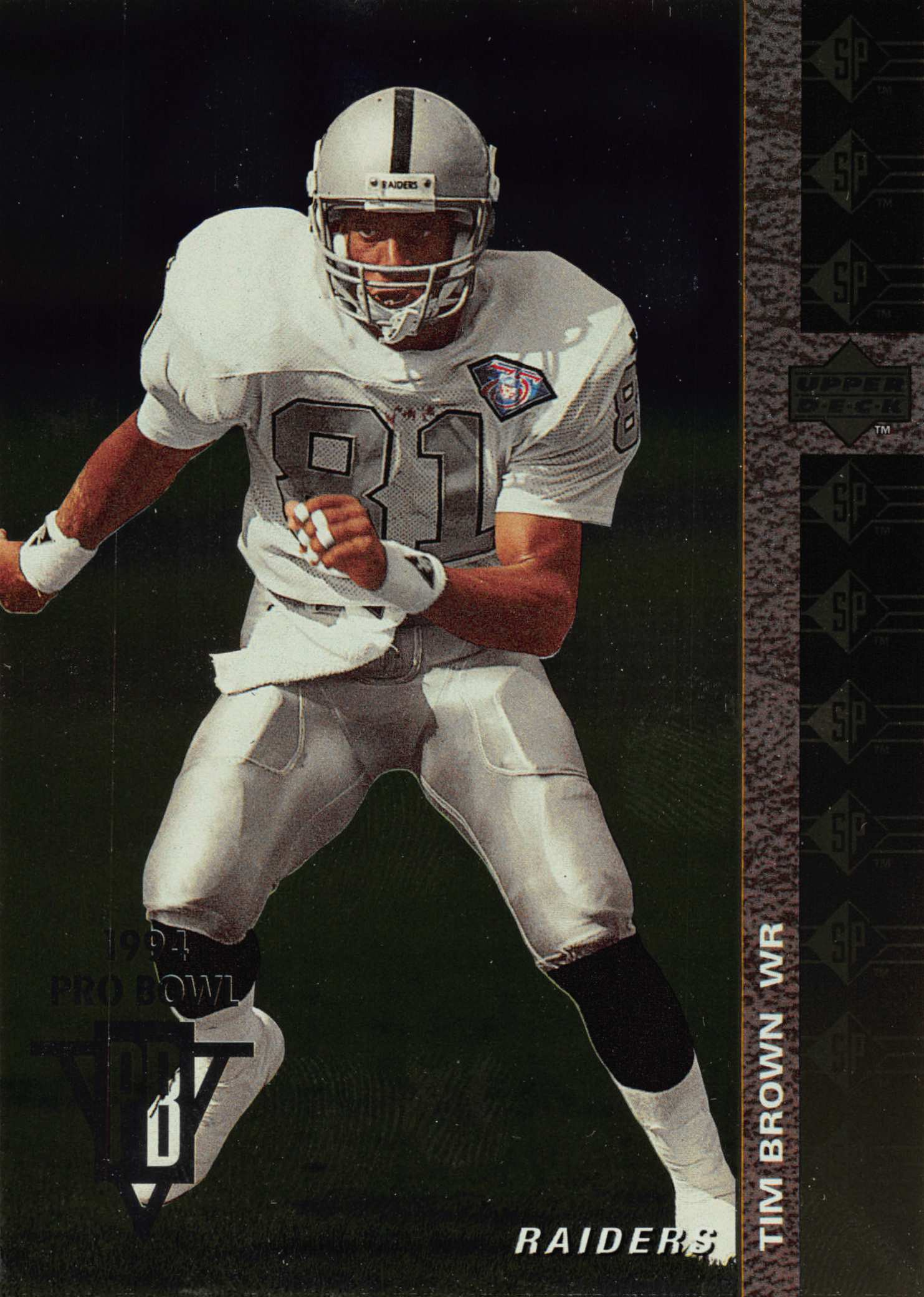 1994 SP #92 Tim Brown