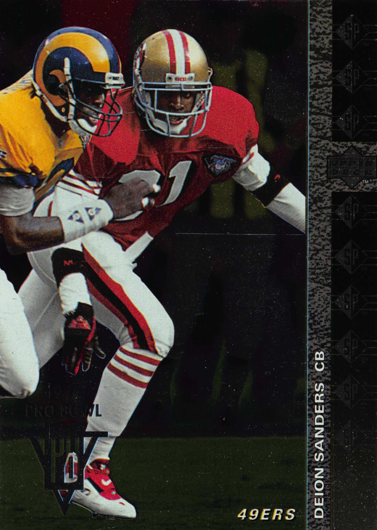 1994 SP #196 Deion Sanders