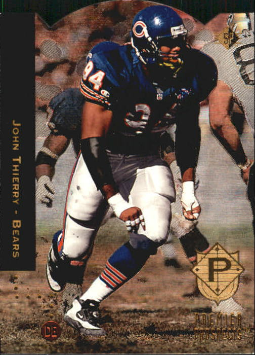 1994 SP Die Cuts #8 John Thierry