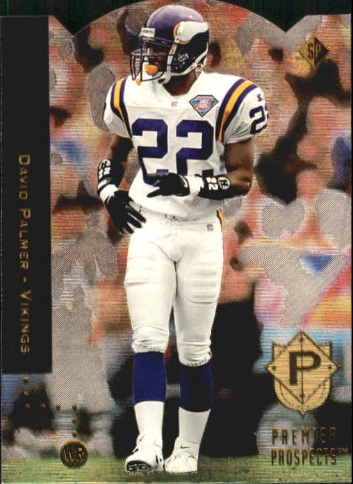 1994 SP Die Cuts #20 David Palmer