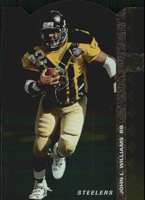 1994 SP Die Cuts #77 John L. Williams