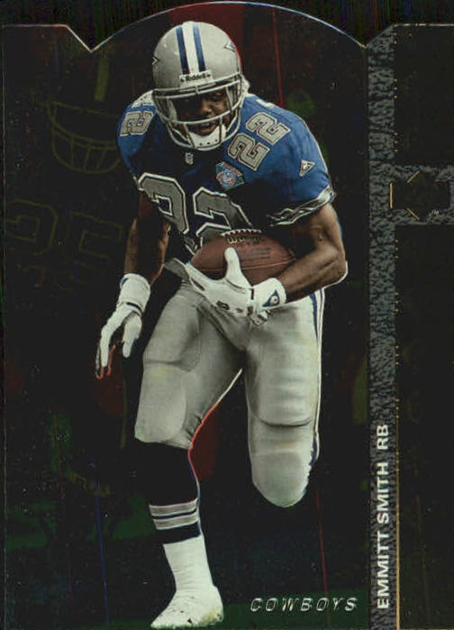 1994 SP Die Cuts #122 Emmitt Smith
