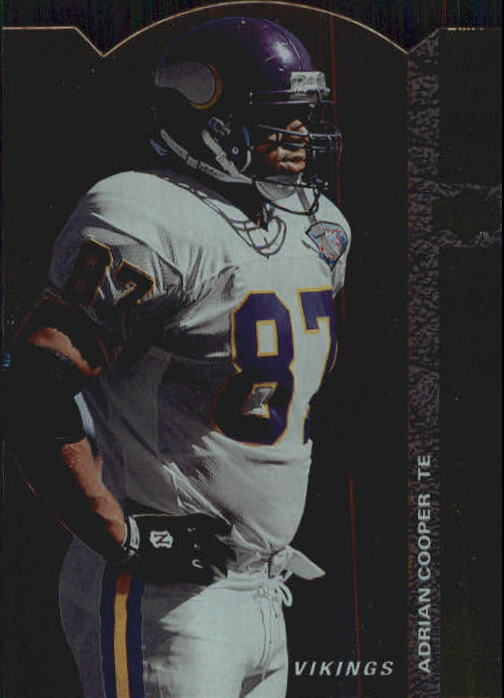 1994 SP Die Cuts #143 Adrian Cooper