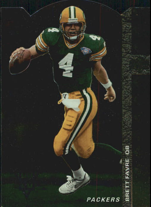 1994 SP Die Cuts #163 Brett Favre