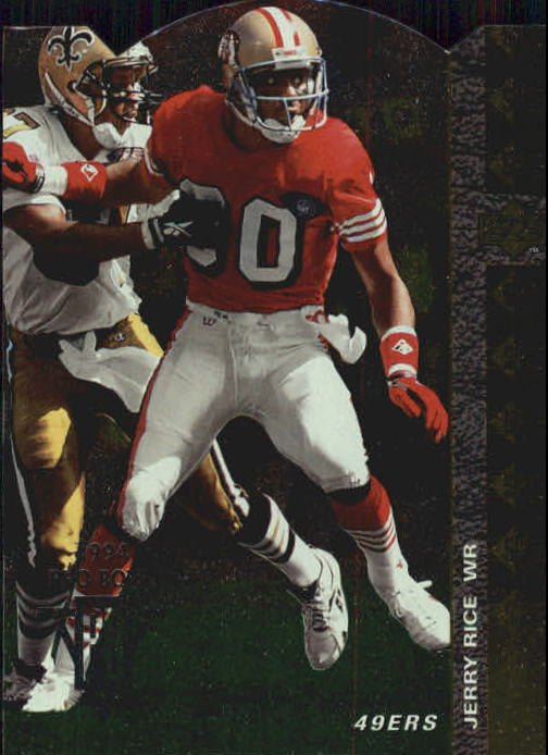 1994 SP Die Cuts #194 Jerry Rice