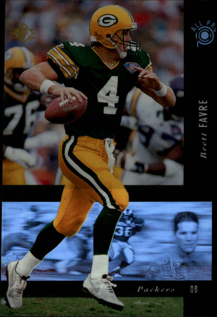 1994 SP Holoviews #PB15 Brett Favre