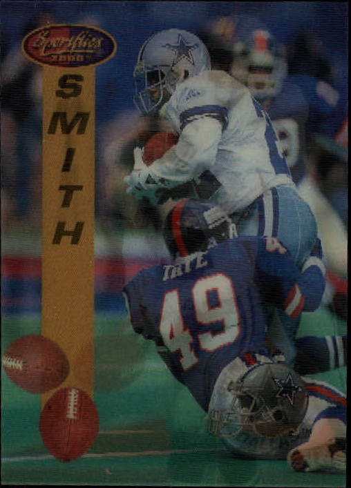 1994 Sportflics #30 Emmitt Smith