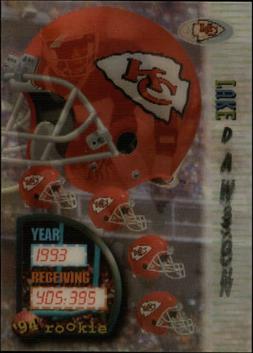 1994 Sportflics #149 Lake Dawson RC