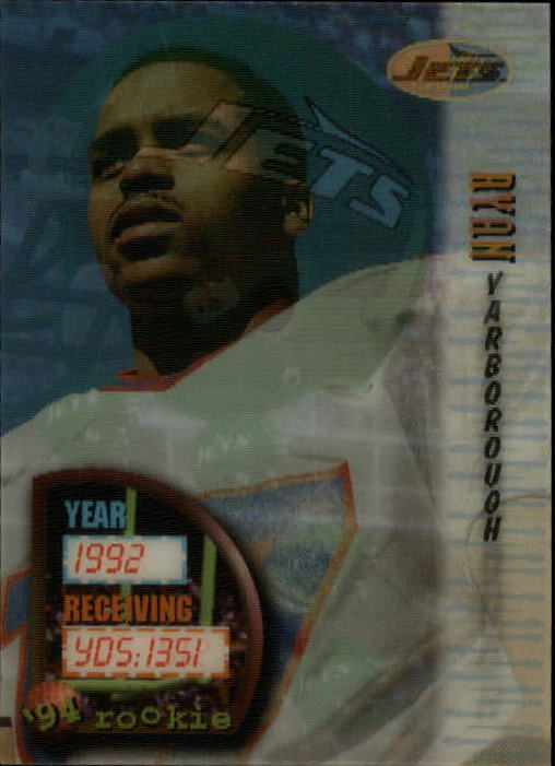 1994 Sportflics #158 Ryan Yarborough RC