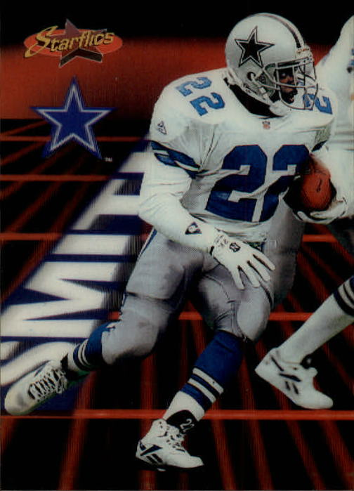1994 Sportflics #177 Emmitt Smith SF