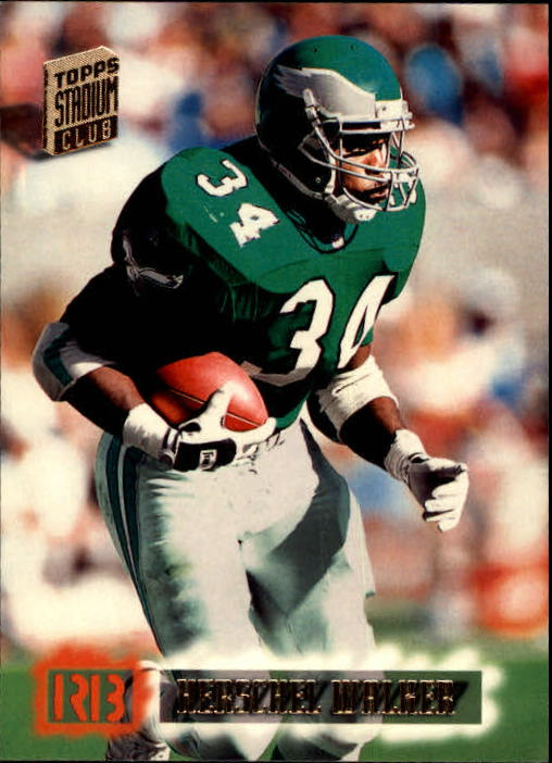 1994 Stadium Club #33 Herschel Walker