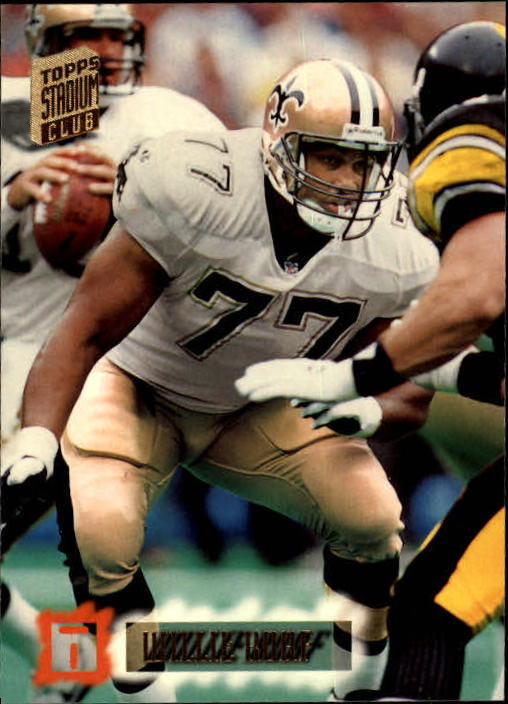 1994 Stadium Club #44 Willie Roaf