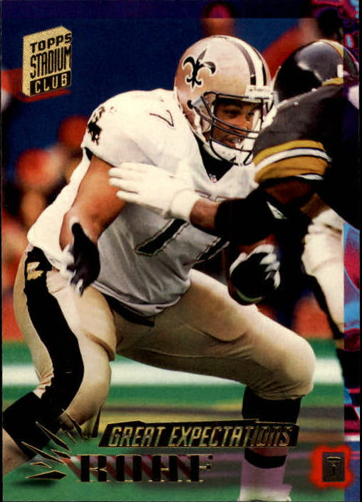 1994 Stadium Club #189 Willie Roaf GE