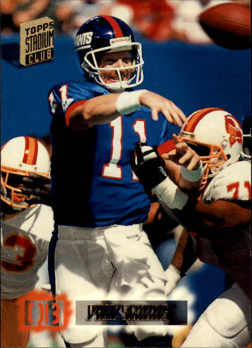 1994 Stadium Club #210 Phil Simms
