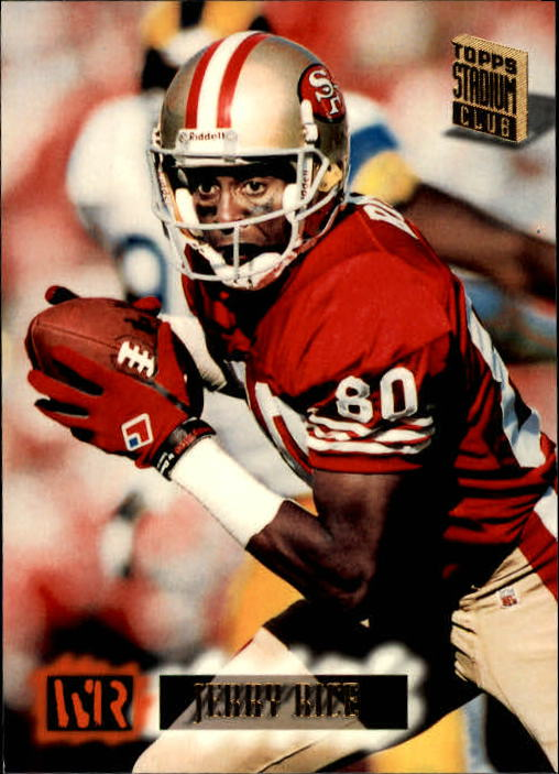 1994 Stadium Club #500 Jerry Rice