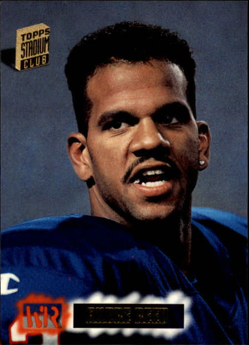 1994 Stadium Club #572 Andre Reed