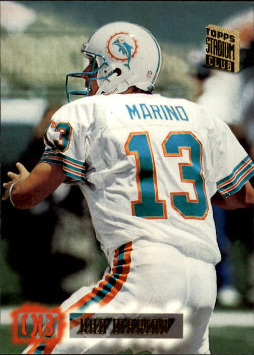 1994 Stadium Club #621 Dan Marino