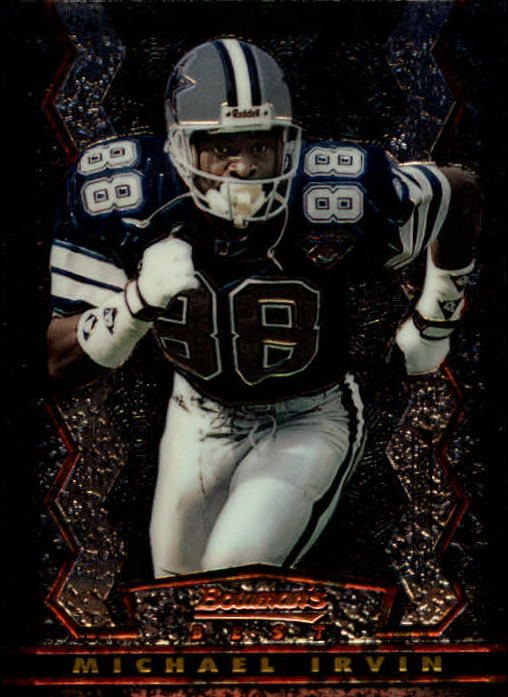1994 Stadium Club Bowman's Best #BK7 Michael Irvin