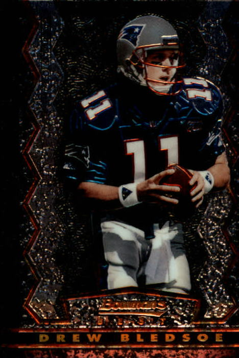 1994 Stadium Club Bowman's Best #BK10 Drew Bledsoe