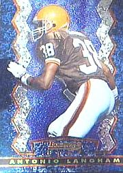 1994 Stadium Club Bowman's Best #BU11 Antonio Langham