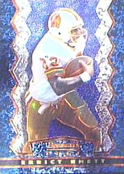1994 Stadium Club Bowman's Best #BU12 Errict Rhett