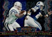 1994 Stadium Club Bowman's Best #19 Barry Sanders/M.Faulk