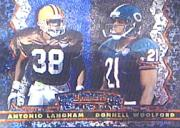1994 Stadium Club Bowman's Best #23 Antonio Langham/Woolford