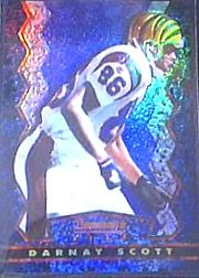 1994 Stadium Club Bowman's Best Refractors #BU3 Darnay Scott