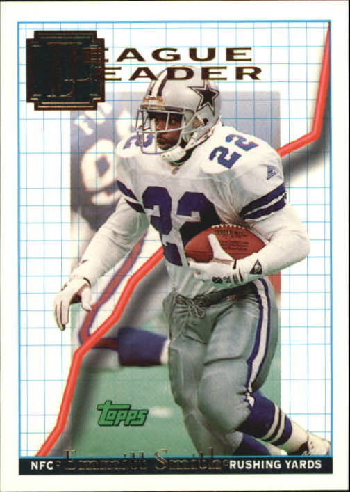 1994 Topps #118 Emmitt Smith LL