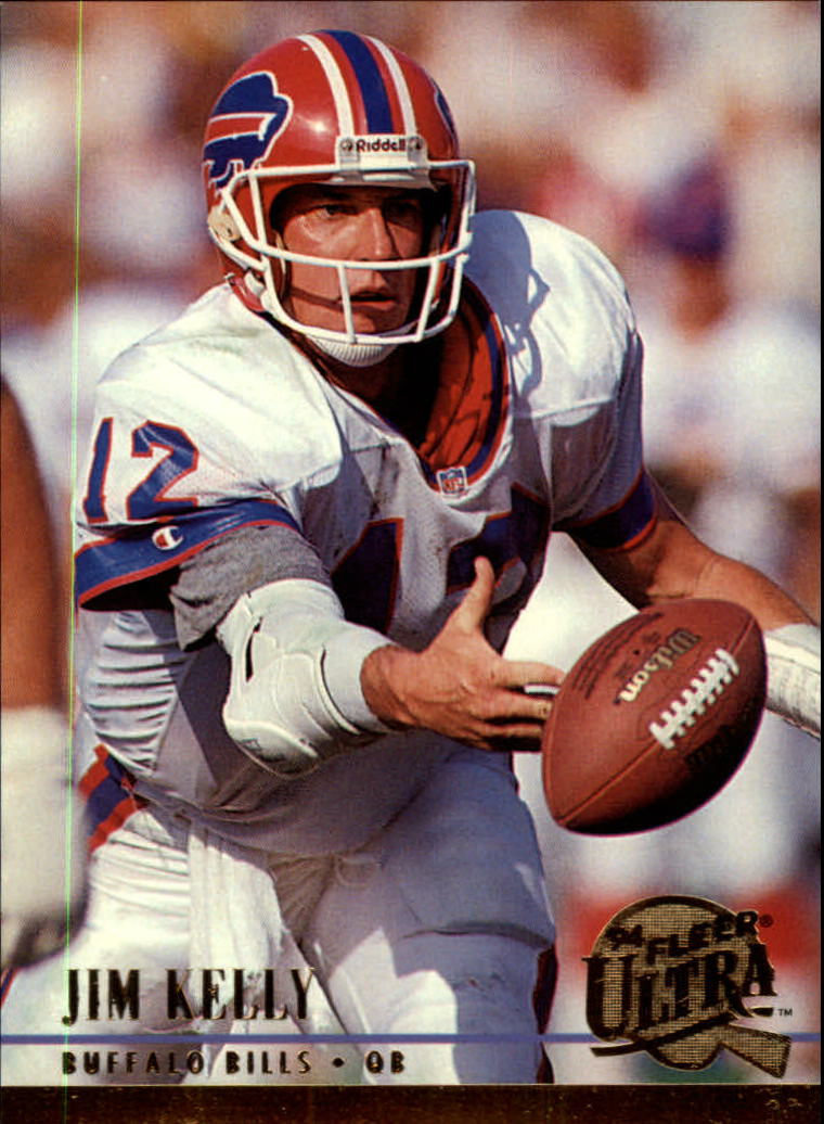1994 Ultra #27 Jim Kelly
