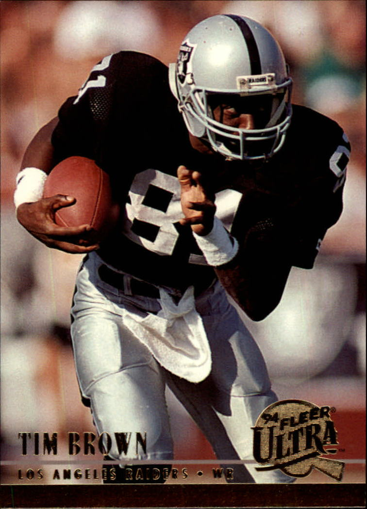 1994 Ultra #149 Tim Brown