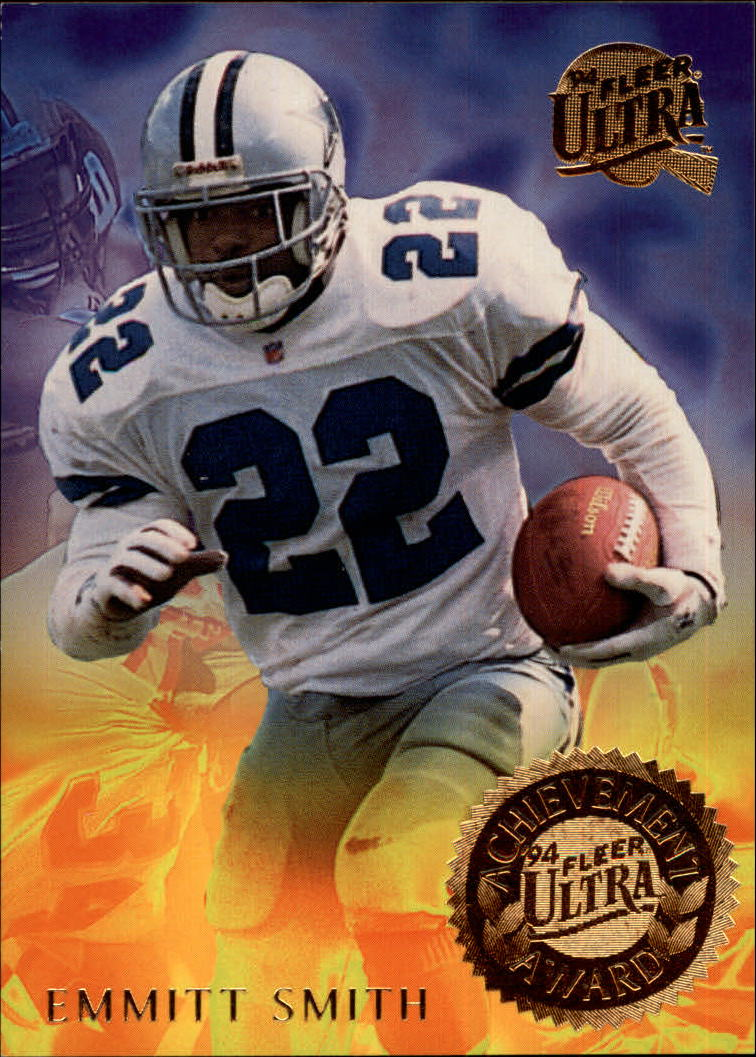1994 Ultra Achievement Awards #8 Emmitt Smith